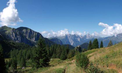 La Val Sedornia, quiete e leggende