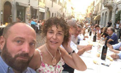 Salvini a Pontida, Stucchi però no È alla cena di Borgo Santa Caterina