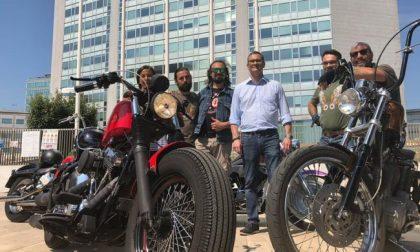 Anche la Regione premia i bikers Patrocinio per la festa di Cologno