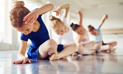 Body, gonnellino e scalda cuore Accessori indispensabili della danza