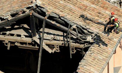 La chiesa che è crollata a Roma (fu carcere dei santi Pietro e Paolo)