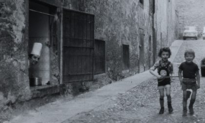 Città Alta si trasforma in cinema Filmati storici in piazze e chiostri
