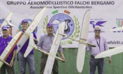Aeromodellismo, i falchi di Bergamo che insegnano le vie del cielo