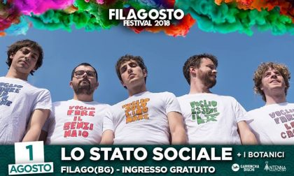 Che cosa fare stasera a Bergamo mercoledì 1 agosto 2018