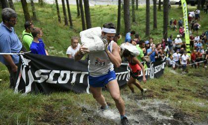 Magut Race, una gara per duri Cemento in spalla e su per la salita