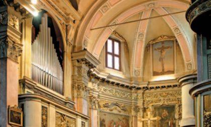 Orio al Serio, un organo Bossi da far invidia a una basilica