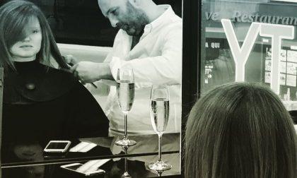 Andrea, il parrucchiere dei vip La nuova apertura a Bergamo