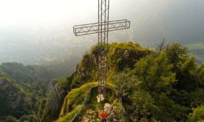 Pochi sforzi, grandi panorami La via facile al monte Scanapà