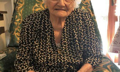 Laura Pedrinelli, un secolo di sorrisi «Sorella di un sindaco Dc, ma io...»