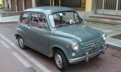 Anziana derubata della sua Fiat 600  piena di ricordi: gara di solidarietà