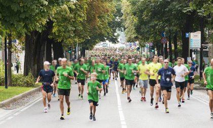 Dai 7 km per tutti ai 19 per chi corre I quattro percorsi della StraBergamo