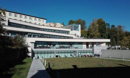 L'Università di Bergamo fa festa sulla terrazza dell'ex collegio