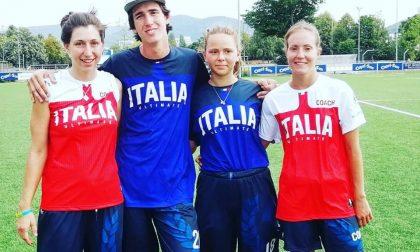 A Bergamo il frisbee viaggia veloce E la Nazionale azzurra ringrazia
