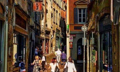 Città Alta pare un quadro - Nicola Rocchetti