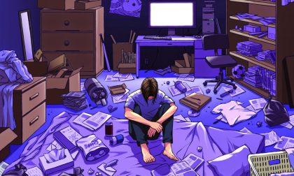 Rifiutare la società e vivere in rete L'allarmante caso degli Hikikomori