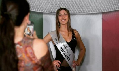 Stasera votate tutti Patrizia Bendotti la bergamasca in finale a Miss Italia