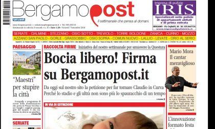 Cosa c'è nel nuovo BergamoPost che dal 7 settembre è in edicola