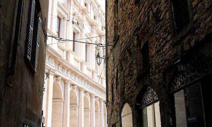 Riflessi e scorci in Città Alta - Silvia Bonomi