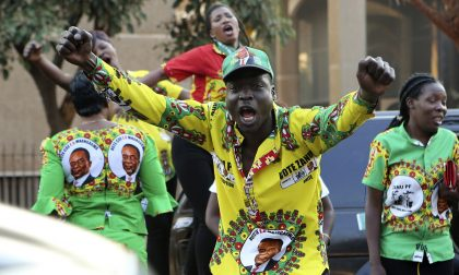Cosa sta succedendo in Zimbabwe