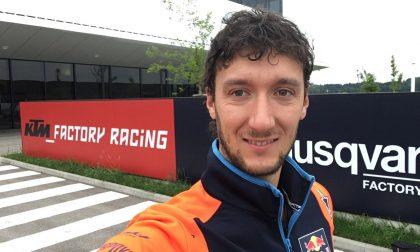 Le curve della vita di Marco Tortora che da Curno è arrivato in… MotoGP