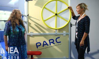 Parc, l'invenzione di Debora Russi per fare palestra anche sul lavoro