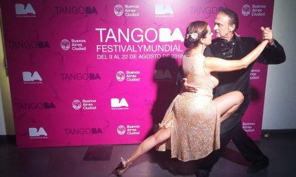 Da Bergamo a Buenos Aires intrecciandosi in un Tango