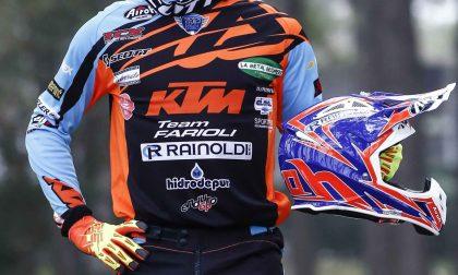 Rudy Moroni, un tipo molto (en)duro Per la terza volta campione italiano