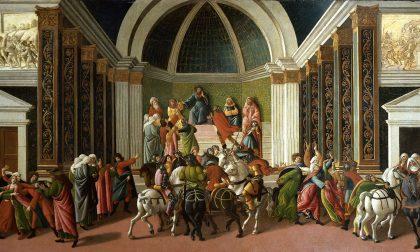 Le storie di Virginia e di Lucrezia raccontate dal Botticelli alla Carrara