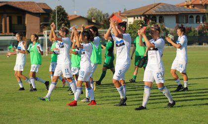 Il punto sul calcio femminile AtalantaMozzanica, altra sconfitta