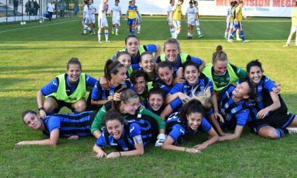 Il punto sul calcio femminile Atalanta, finalmente una gioia