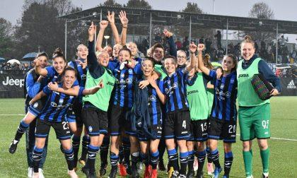 Il punto sul calcio femminile Atalanta, che impresa con la Juve!