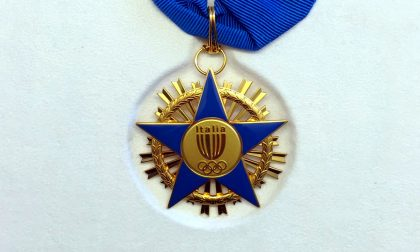 Atalanta orgoglio italiano nel mondo Il Coni la premia con il Collare d'Oro