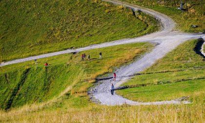 Verdi e dolci pendii in Val Brembana – Thomas Morani