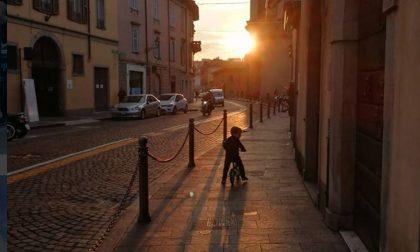 Tramonto in Borgo Santa Caterina – L'altra Bergamo