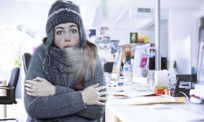 Com'è che le donne hanno freddo e gli uomini, invece, sempre caldo?