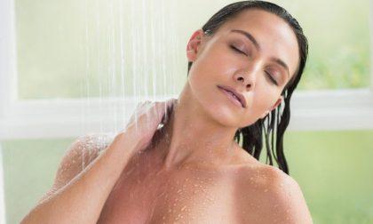 In 'sti tempi social, anche la doccia diventa una questione di costume