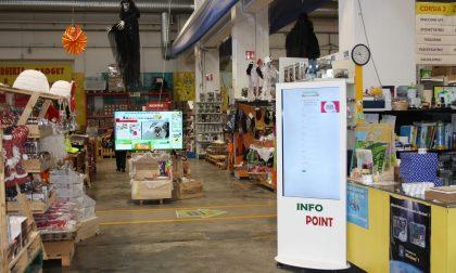 Scuolaufficio, lo store di cancelleria fra e-commerce, monitor e… touch