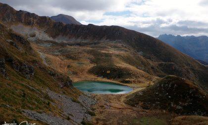 Il Lago delle Trote, sopra Foppolo – Angelo Corna