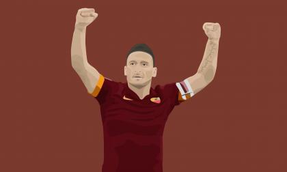 I consigli di lettura di Libri di Sport Molto più di un capitano: tutto Totti