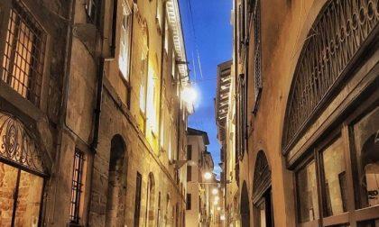 Luci e passeggiate in Città Alta – Cinzia