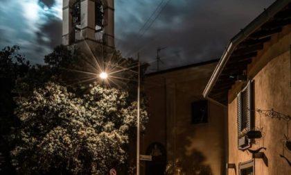 Stupendi angoli di Luna in Città Alta – Michele Gandolfi