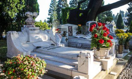 La bellezza del nostro cimitero (che si può visitare tutto l'anno)
