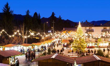 Il Natale trova casa, anzi casetta Mercatini a Bergamo e Castione