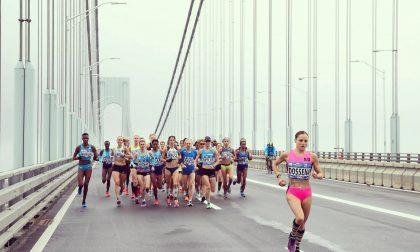 Maratona di New York, la Dossena non ce la fa: «Ho il cuore in gola»