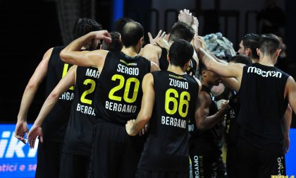 Il punto sul basket bergamasco Questa Bergamo Basket ci fa volare!