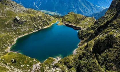 La bellezza dall'alto della Baita Cernello – Diego Plebani