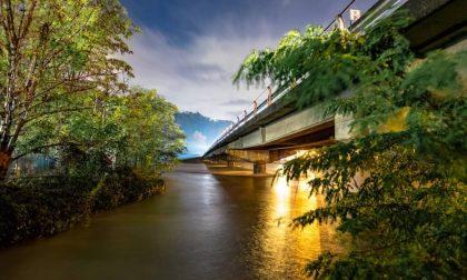 Bellezza sotto un ponte a Colzate – Davide Bonfanti