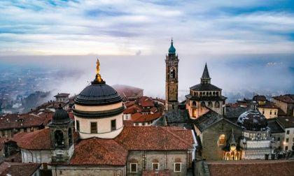 Bergamo nella nebbia – Rocco Bergamelli