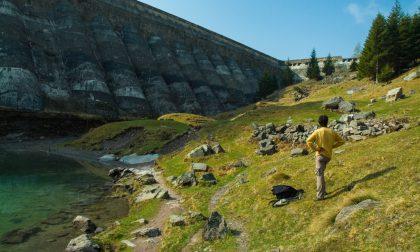 Il ricordo della diga maledetta Il Gleno fra memoria e natura