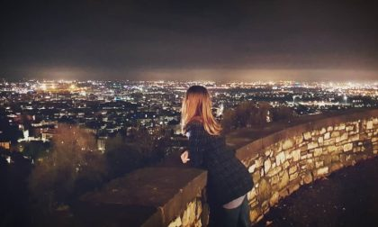 Le luci della città – Valentina Dessì